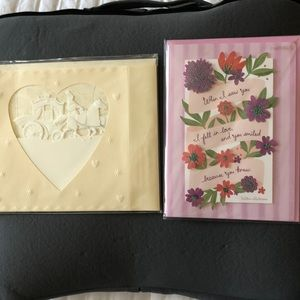 ☘️New Wedding/Love Cards - sealed